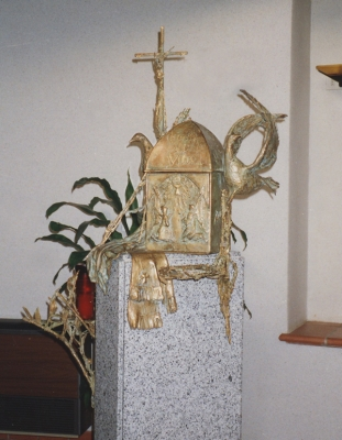 Cappella Ospedale Bassini - Cinisello Balsamo