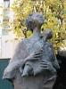Donna con bambino (particolare)